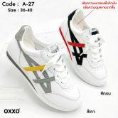 รองเท้าผ้าใบ Code: A-27