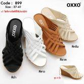 รองเท้าหนังแท้และพียู Code : 899